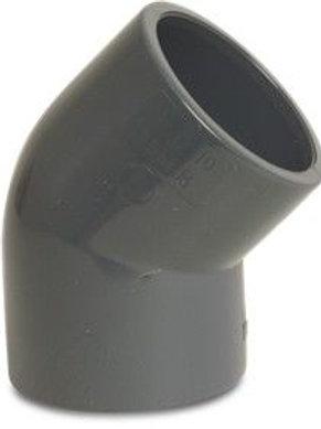 PVC 45 Deg Bend