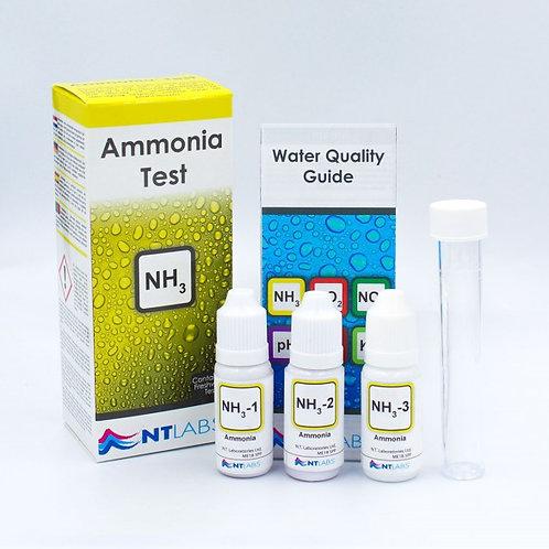 Aquarium - Ammonia Test