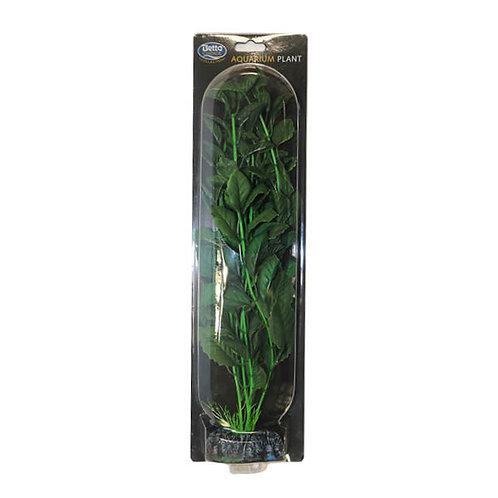 Betta Choice 40cm Silk Dark Green Plant