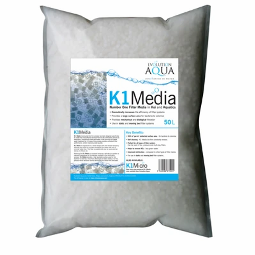 Evolution Aqua K1 Filter Media