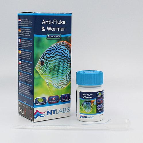 Aquarium - Anti-Fluke & Wormer