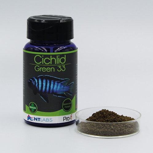 Pro-f Cichlid Green 33 45g