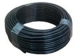 4mm Black Airline (30mtr Roll)