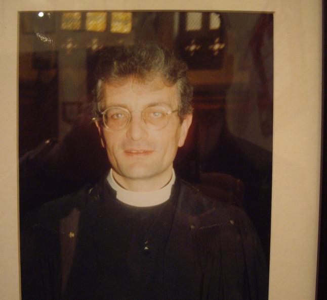 Rev. Donald Michael MacInnes 2002 - 2009