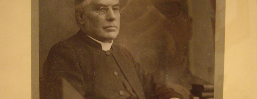 Rev. Dr. Robert Blair 1869 - 1882