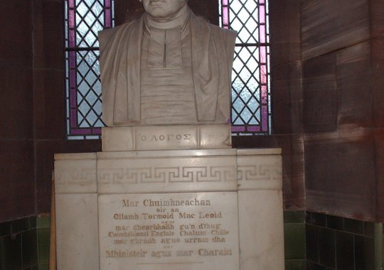 Rev Dr Norman MacLeod