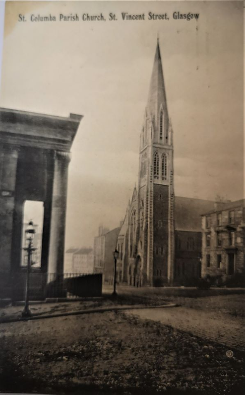 St Columba old postcard.png