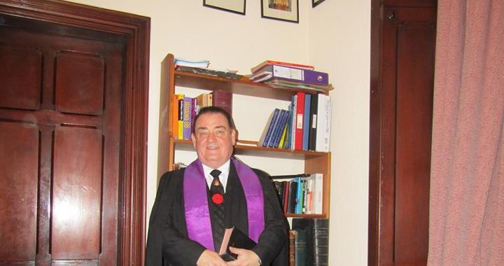 Mr Graham L. Morrison, 2010 - 2019