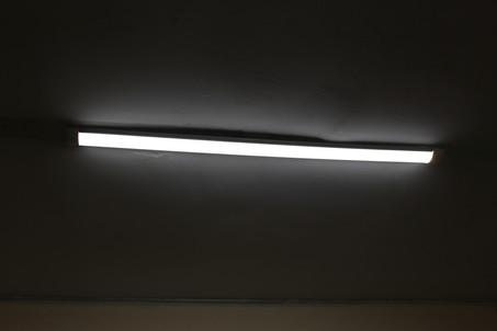 LED battens in Foodbank