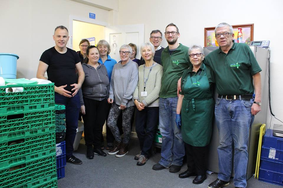 Foodbank Crew