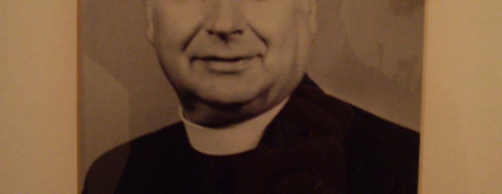 Rev. Angus F. MacKinnon 1955 - 1980