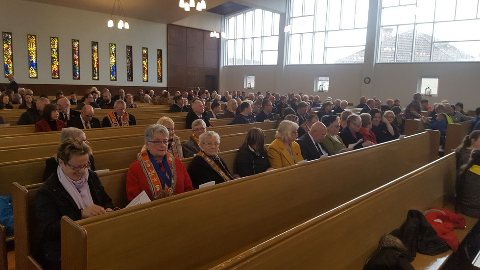 Congregation for Remembrance Service