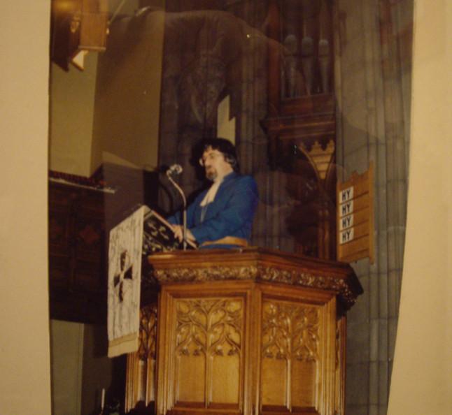 Rev. Donald N. Macdonald 1981 - 1987