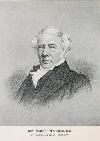 Rev Norman MacLeod, DD