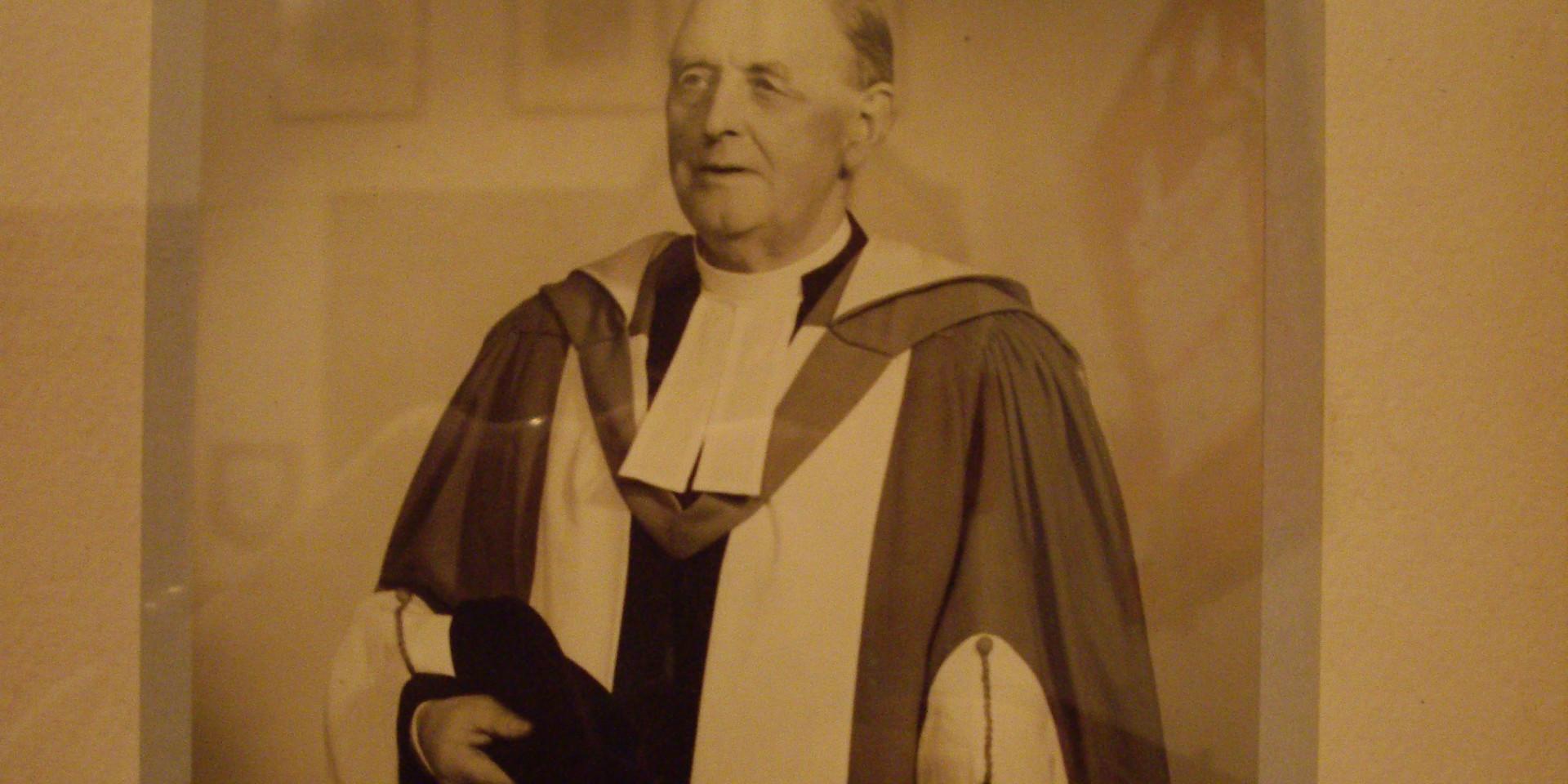 Rev. Dr. Alexander MacKinnon 1918 - 1925