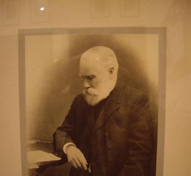 Rev. Dr. John MacLean 1888 - 1917