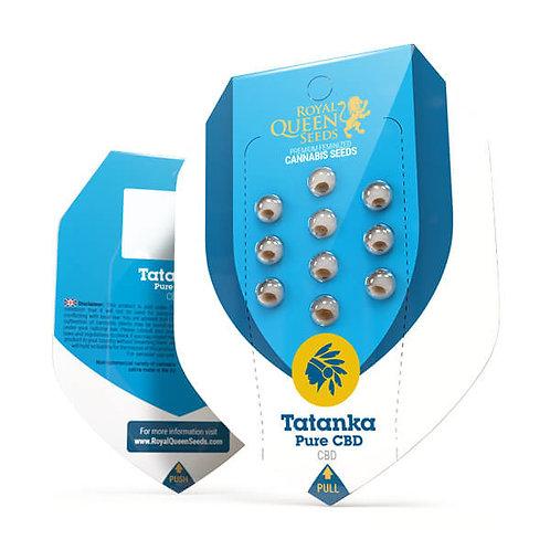 Tatanka Pure CBD (ซีบีดี 9-14% ทีเอชซี 0.15 - 0.25%)  (แพคละ 1000 เมล็ด)