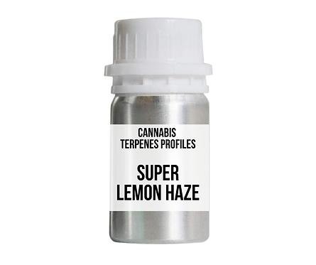 SUPER LEMON HAZE terpene profile (เริ่มต้นที่ 30 มิลลิลิตร)