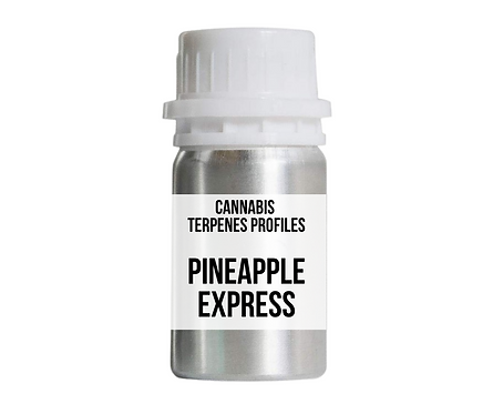 PINEAPPLE EXPRESS Terpene profile  (ขั้นต่ำ 100 มิลลิลิตร)
