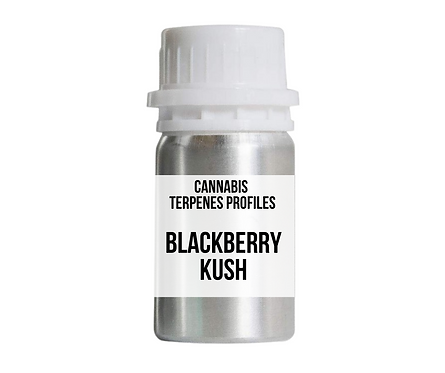BLACKBERRY KUSH terpenes profile (เริ่มต้นที่ 30 มิลลิลิตร)