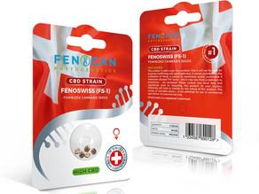 FENOSWISS จากสวิสเซอร์แลนด์ (ซีบีดี 6-8% ทีเอชซี 0.2-0.3%)