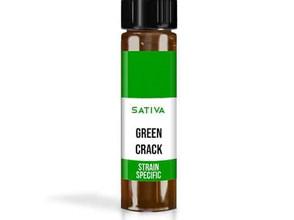 GREEN CRACK เทอร์พีนโพรไฟล์