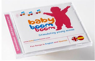 Baby Boom Boom's website has a lot of cool language resources for different languages, from Spanish, French, German, Chinese  and even Welsh! (You can find many of their CD albums on Spotify!)