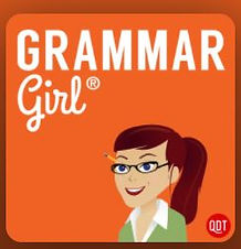 I've only listened to a few of her podcast episodes, but Grammar Girl is very thorough in her details and explanations. Truthfully, though, I prefer reading her blog to listening to her podcast.