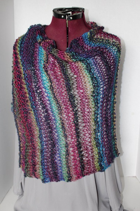 Jeweled Color Wrap