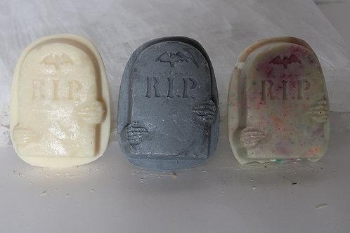 Headstone Soaps