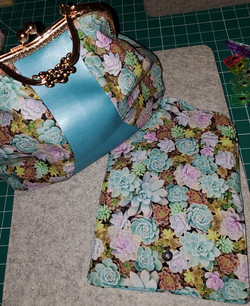 succulent purse and wallet_small