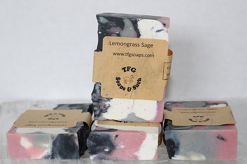 Pink Camo Soap