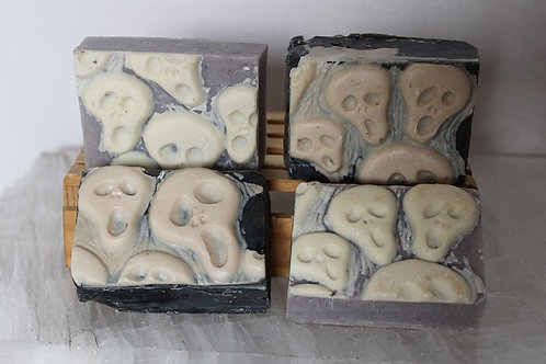Ghosts and Ghouls Soap