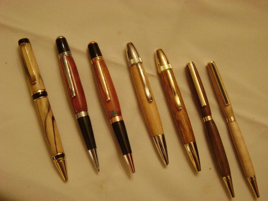 Various Pens