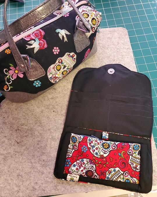 skull purse and wallet_small