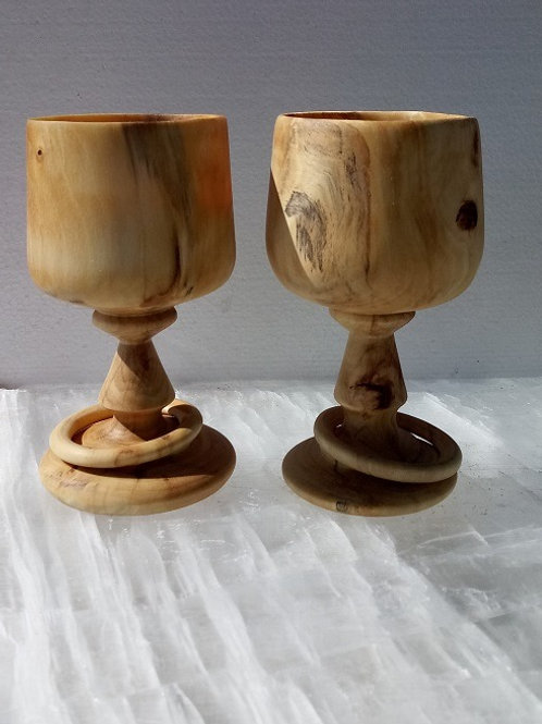 Small Goblet Pair