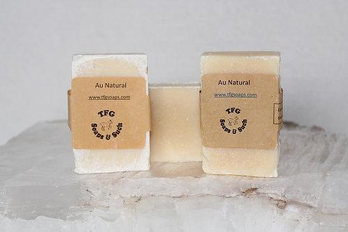 Au Natural Soap