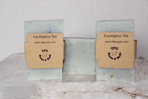 Eucalyptus Tea Soap