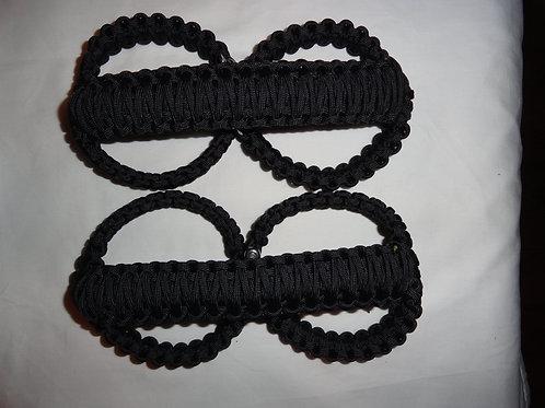 Roll Bar Handles (Black)