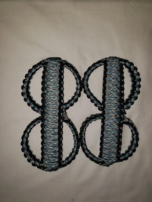 Roll Bar Handles (Zombie Blue/Black)