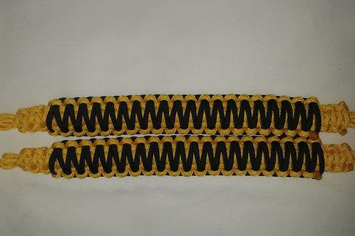 Headrest/Soundbar Handles (Yellow/Black)