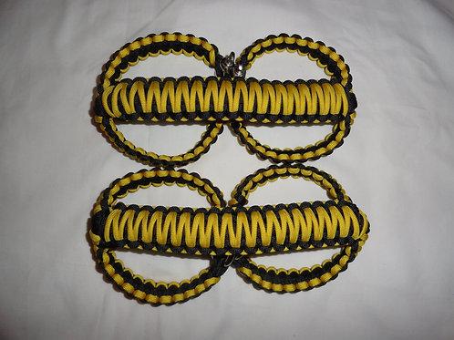 Roll Bar Handles (Yellow/Black)