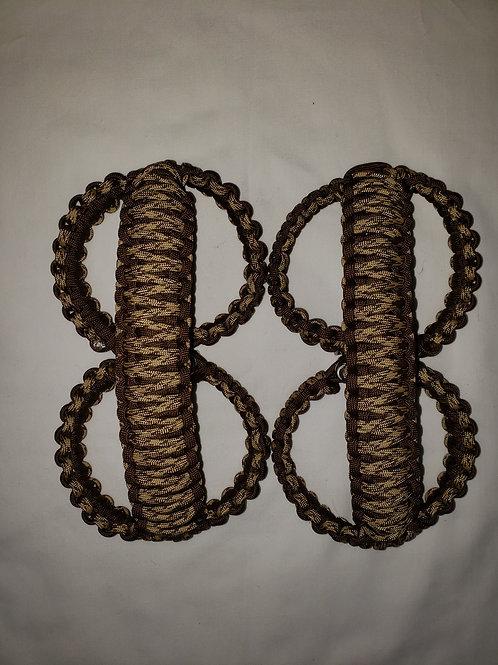 Roll Bar Handles (Tan Camo/Brown)