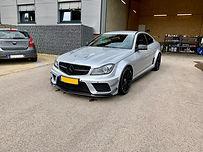 Mercedes-Benz C63 AMG BLACK SERIES - ND CAR CARE