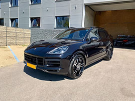 Porsche Cayenne Turbo - ND CAR CARE