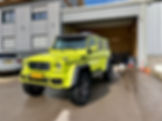 Mercedes-Benz G500 4x4² - ND CAR CARE