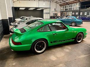Porsche 964 Swissvax - ND CAR CARE
