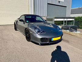 Porsche 996 Turbo - ND CAR CARE