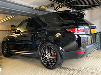 Range Rover Sport - ND CAR CARE