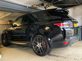 Range Rover Sport - ND CAR CARE